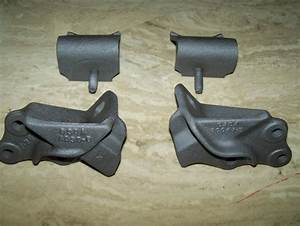Purchase 1964/1965 Mustang 260/289 V8 lower engine mounts in East Amherst, New York, US, for US ...