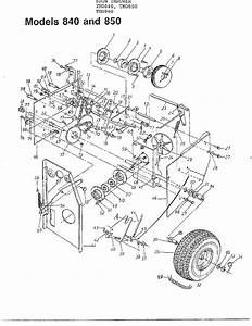 Mtd Snow Thrower Snow Thrower Page 7 Parts