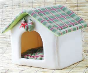 Ebay Dog Beds by Christmas Cute Pet Bed Dog Cat Covered House Ebay