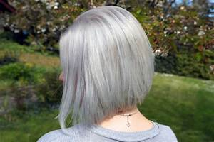 Grau Silber Haare : graue haare silberblond ~ Frokenaadalensverden.com Haus und Dekorationen