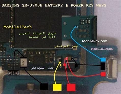 samsung j3 2016 sm j320 samsung sm j700h power key ways on button jumper