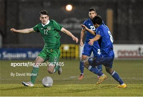 Sportsfile - Republic of Ireland v Azerbaijan - U19 ...