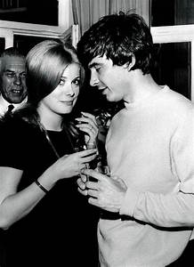 Catherine Deneuve and David Bailey are wed in London, 19 ...