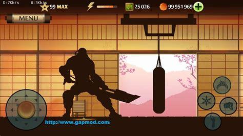 shadow fight 2 v1 9 13 mod apk how to be titan gapmod