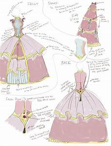 victorian dress sketch by roseandthorn on deviantart With parts of a wedding dress