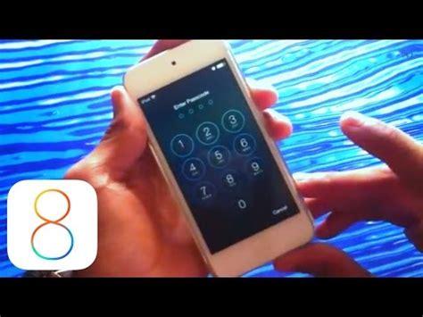 forgot iphone 6 passcode forgot passcode ios 8 ios 9 iphone ipod fix