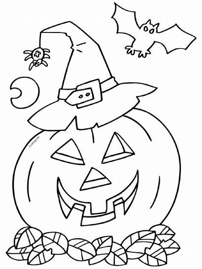 Halloween Coloring Google Pages Kleurplaten Sheets Kleurplaat