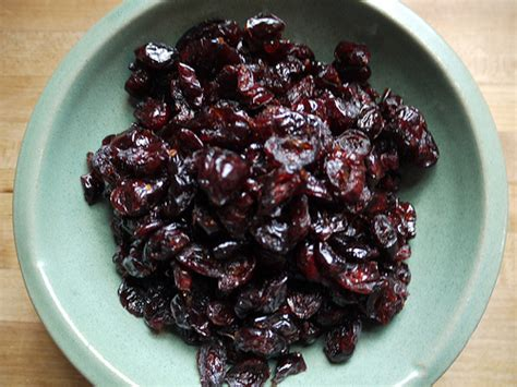 dry cranberries  steps wikihow