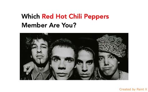 2017 Red Hot Chili Peppers