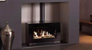 Poele A Gaz Avec Thermostat : po le gaz vision grand stovax gazco ~ Premium-room.com Idées de Décoration