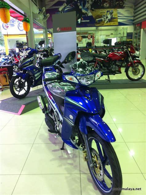 125zr biru 7 motomalaya y125zr gp edition biru 7 motomalaya