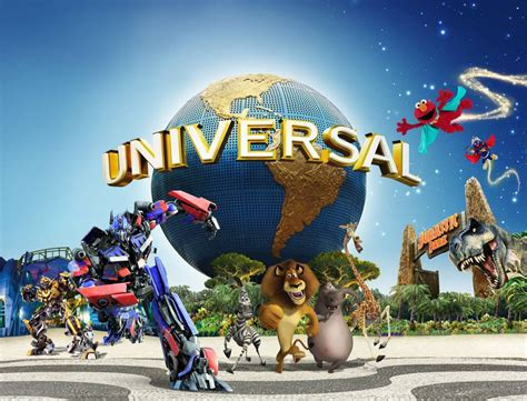 Universal Studios Singapore Gardens By The Bay Package