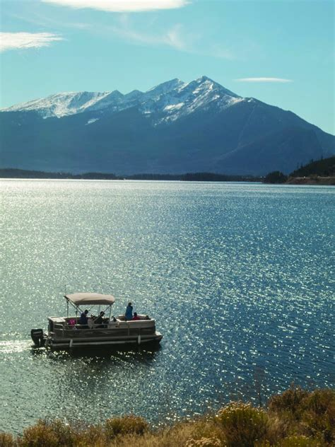 Pontoon Boats Lake Dillon by Top 5 Summer Activities On Lake Dillon In Frisco Colorado