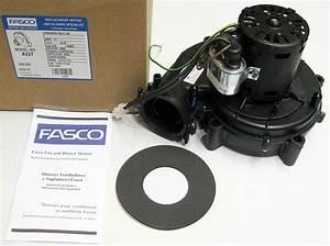 Fasco Furnace Draft Inducer Blower Motor A227 For York 024