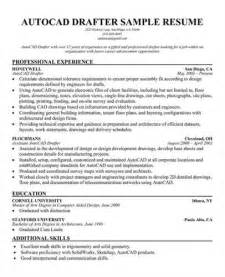 computer aided drafting resumes here is link for this autocad drafter resume