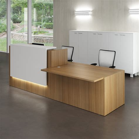 contemporary bureau desk z2 modular reception desks from msl interiors