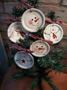 Deckel Für Einmachgläser : diy weihnachtsdeko aus einmachgl ser deckel ~ Whattoseeinmadrid.com Haus und Dekorationen