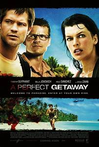 Perfect Getaway, A (2009) poster - FreeMoviePosters.net