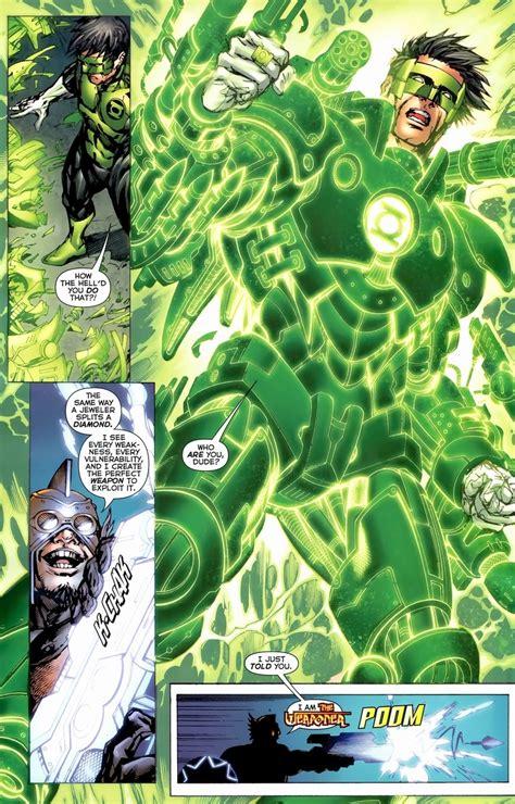 green lantern vs sinestro vs weaponer pt 1 arousing grammar