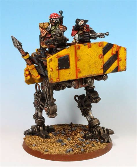 rogue trader traders warhammer miniatures