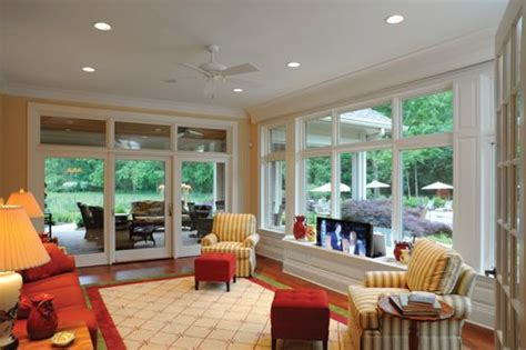 24 Best Images About Sunrooms Off Kitchen On Pinterest