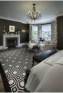 Black And White Master Bedroom Ideas The Black And White Magic Design