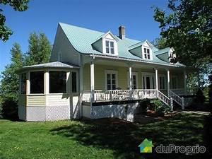 Maison à La Campagne : maison vendu st jean port joli immobilier qu bec duproprio 183747 ~ Melissatoandfro.com Idées de Décoration