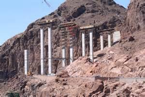 Hoover Dam Bypass Construction
