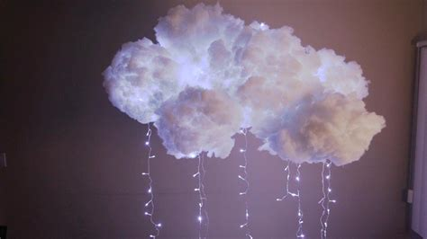diy cloud l diy hanging clouds for your room trusper