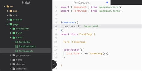 angular dynamic form how to use angular dynamic forms in ionic applications