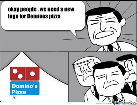 Meme Logo - dominos pizza logo by lungu meme center