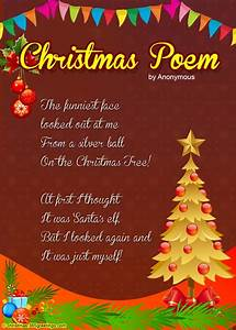 Christmas Poems For Kids | Poem, Gift and Xmas