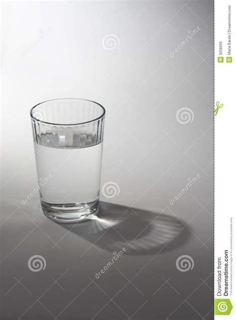 glass  water  shadow stock image image  refresh