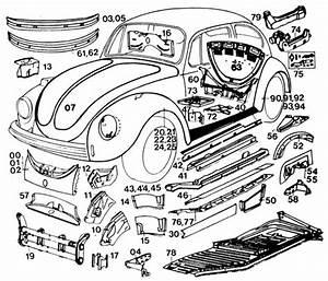 Volkswagon Beetle Parts