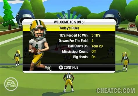 madden nfl   play review   nintendo wii