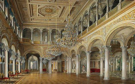 saint petersburg russia pavilion hall hermitage museum