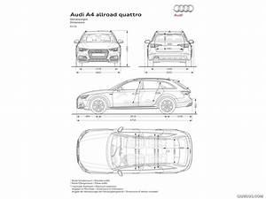 Dimension Audi A4 : 2017 audi a4 allroad quattro dimensions hd wallpaper 52 2560x1440 ~ Medecine-chirurgie-esthetiques.com Avis de Voitures