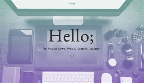 portfolio website templates design wix