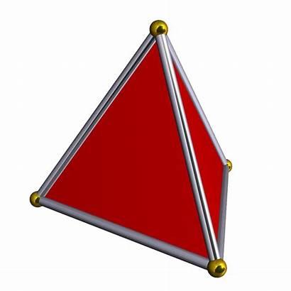 Tetrahedron Simplex Polyhedron Regular Geometry Simple Truss