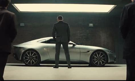 aston martin db features  trailer   james bond