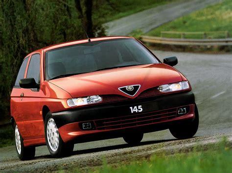 Alfa Romeo 145 Specs  1994, 1995, 1996, 1997, 1998, 1999