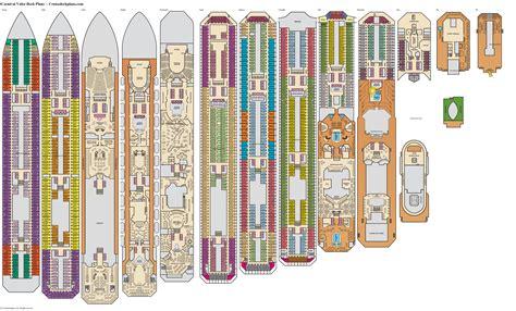 Carnival Valor Verandah Deck Plan Tour