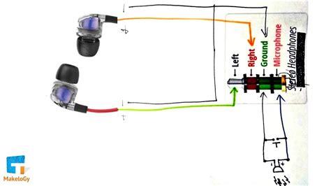 Circuit Diagram Repair Your Earphones Headphones