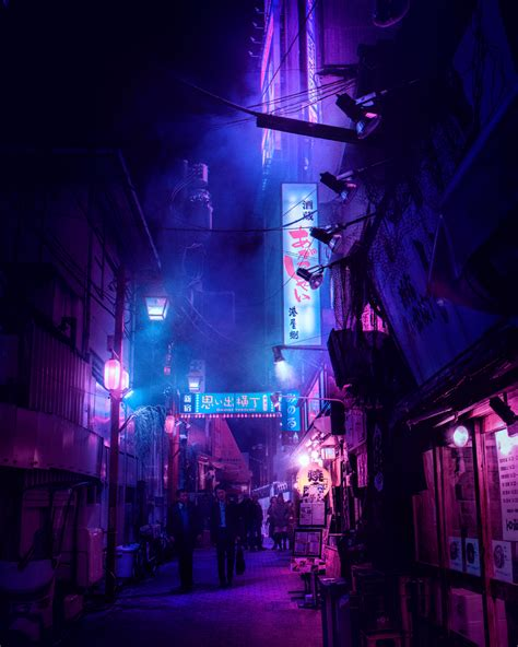 neon soaked tokyo   liam wong