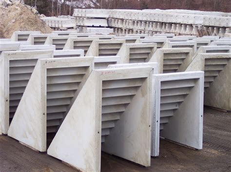 Additional Precast Concrete Products-npca