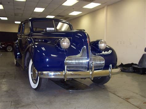 1939 Buick Roadmaster Information And Photos Momentcar
