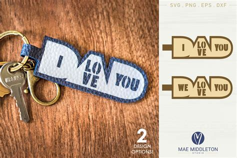 We did not find results for: Love you Dad | Faux Leather Keychain Template (663244 ...