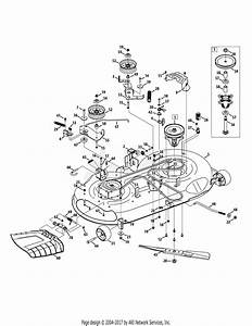 Troy Bilt 13al78kt066 Tb46  2015  Parts Diagram For Mower