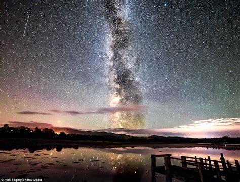 Perseid Meteorite Shower by Brightest Perseids Meteor Shower Revealed In