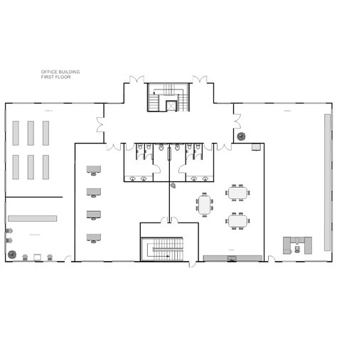 building plans office building plan